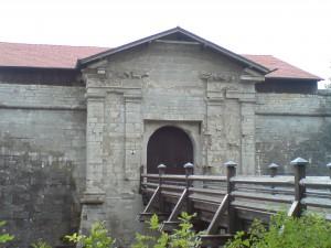 Festung Rothenberg - Tor