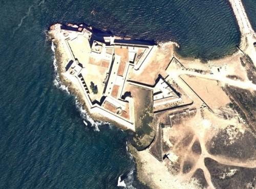 Port-de-Bouc, erstellt mit Google Earth