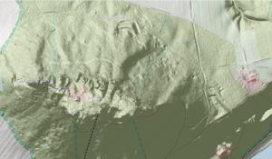 Erstellt mit Hilfe des Geoportals Sachsenatlas