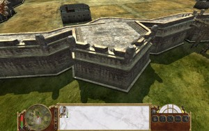 Bastion in Empire Total War.