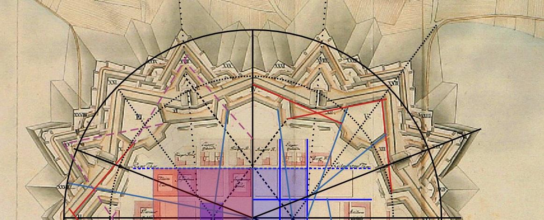 Vom Schwert zur Festung: Die geometrische Analyse von Festungen